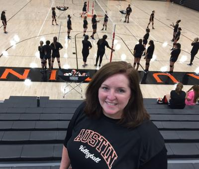 Austin volleyball coach Tina Lawrence (copy)
