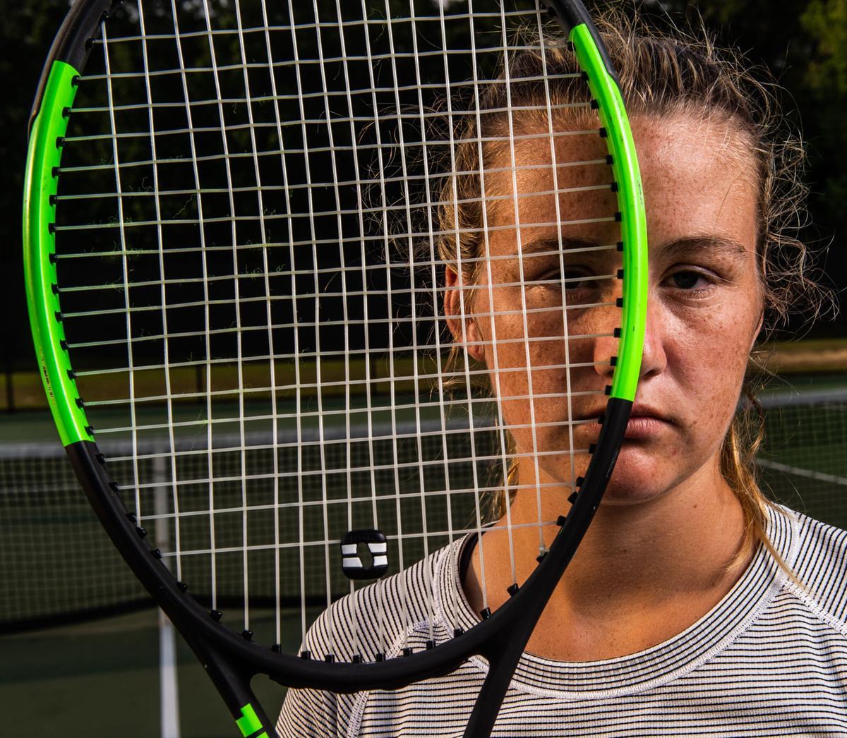 D190611 girls tennis All-Area