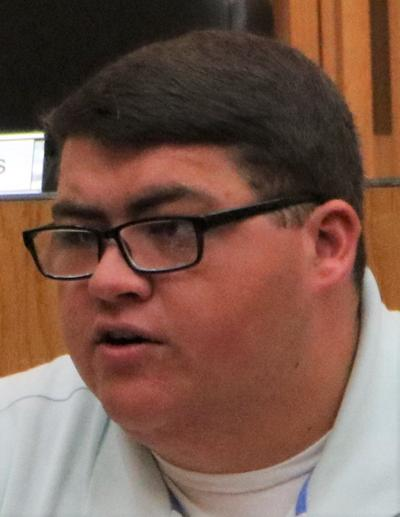 Councilman Hunter Pepper