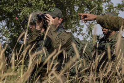 Lebanon Israel Preparing for War