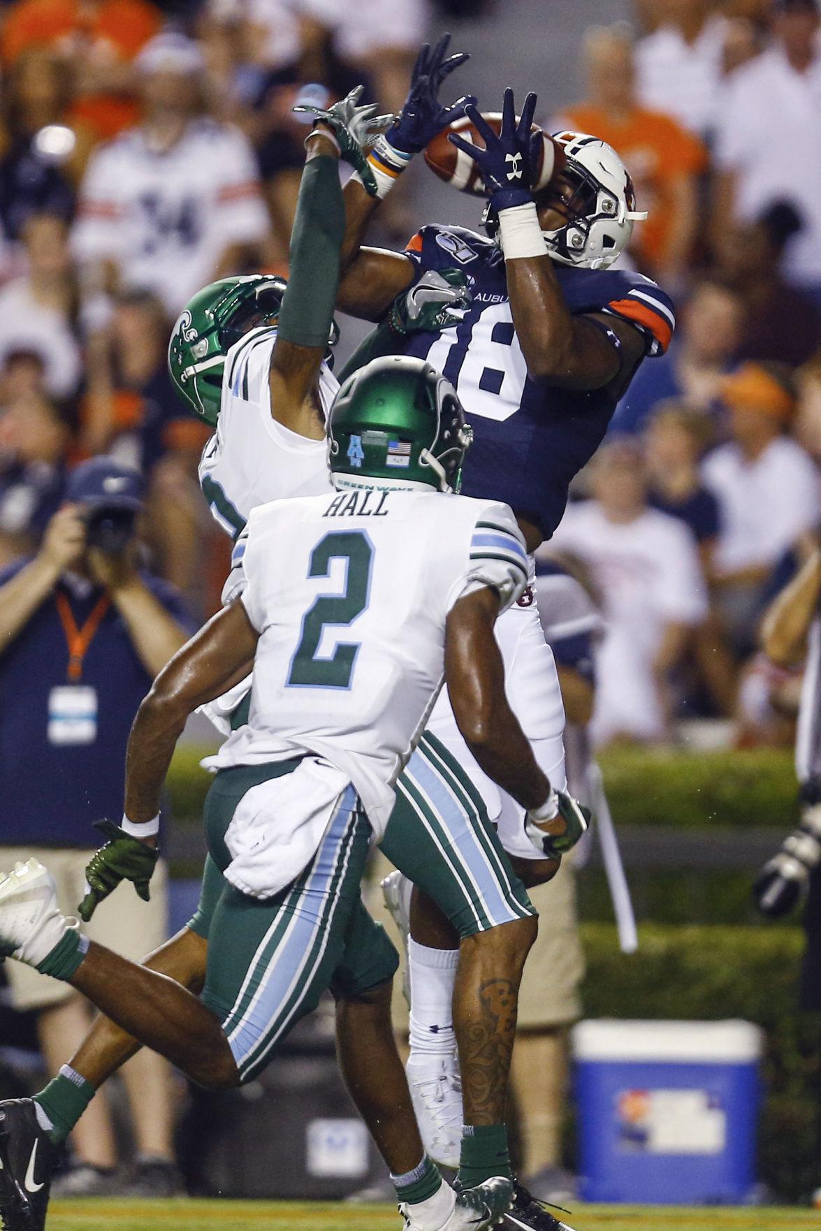 Auburn 24, Tulane 6: Tigers win, still lack offensive spark