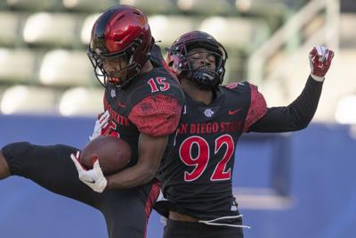 Hawaii San Diego St Football