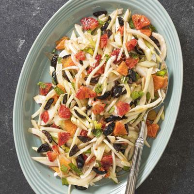 This bright, tasty salad celebrates Sicilian ingredients