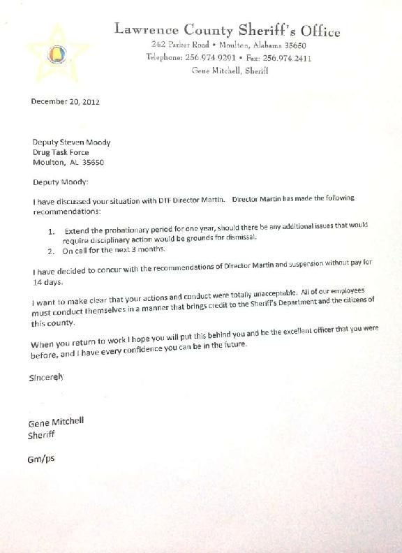 Reprimand letter and steven moody response lawrence shooting download pdf reprimand letter and steven moody response thecheapjerseys Gallery