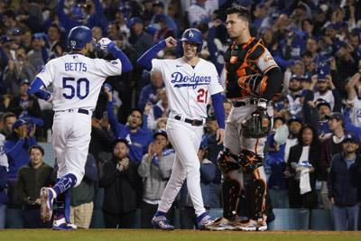 Dodgers Giants 1013221