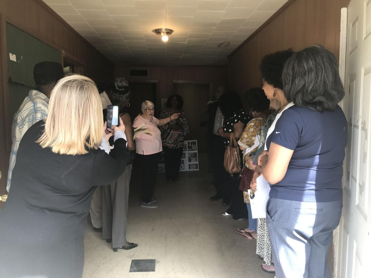 Greenwood Newest Community Center Held a Sneak Peak of the Facility