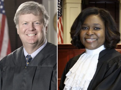 Supreme Court Justice Kenny Griffis Accuses Opponent of Voter Fraud