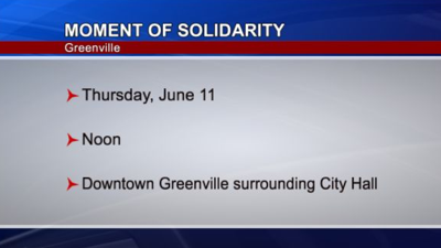 Greenville Day of Solidarity