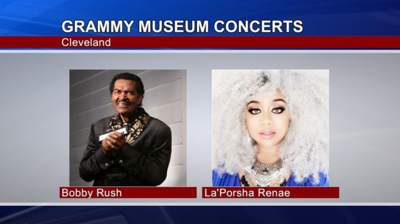 Grammy Museum Hosts Upcoming Concerts