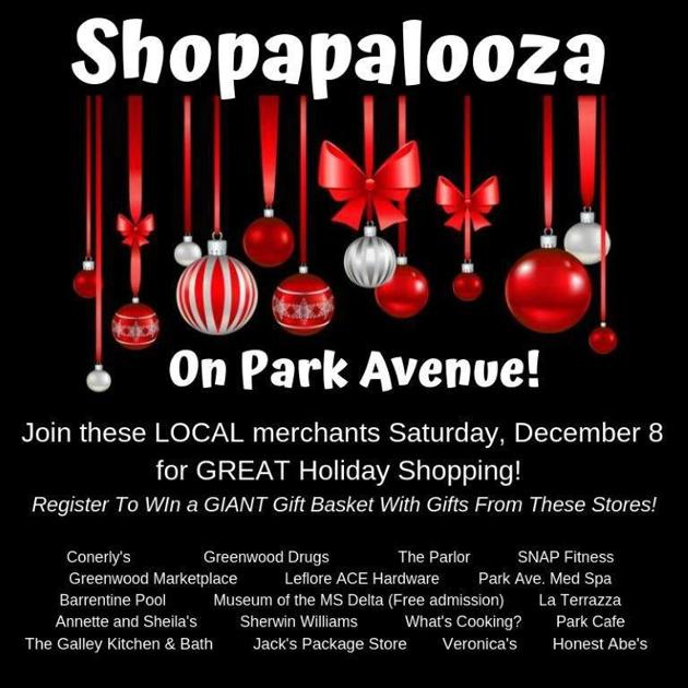 Shopapalooza Shopping Locally On Park Avenue In Greenwood