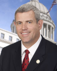 Mississippi House Speaker Philip Gunn Tests Positive for Covid-19