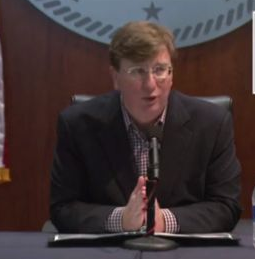 Governor Reeves: Latest State Mandates