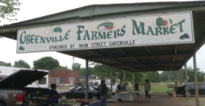 Farmers Market Opens Back Up in Greenville