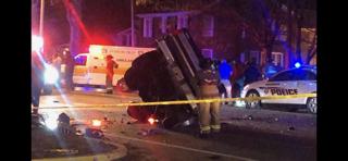 FATAL POLICE-INVOLVED CAR CRASH