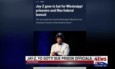 Jay-Z suing state officials over prison conditions