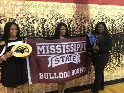 Holmes County Consolidated School District Holds College Signing Day: The Big College Reveal