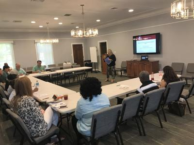 Greenwood-Leflore Chamber of Commerce Holds 'Generations in the Workplace' Seminar