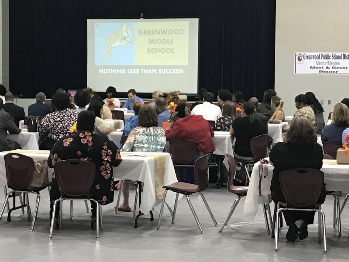 Greenwood Public School District Holds Meet And Greet For New