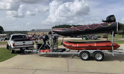 Mississippi Search and Rescue Head to Louisiana to Help With Storm Response
