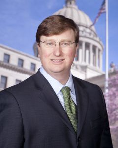 Tate Reeves Inauguration in Jackson