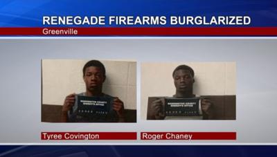 Renegade Firearms Burglary
