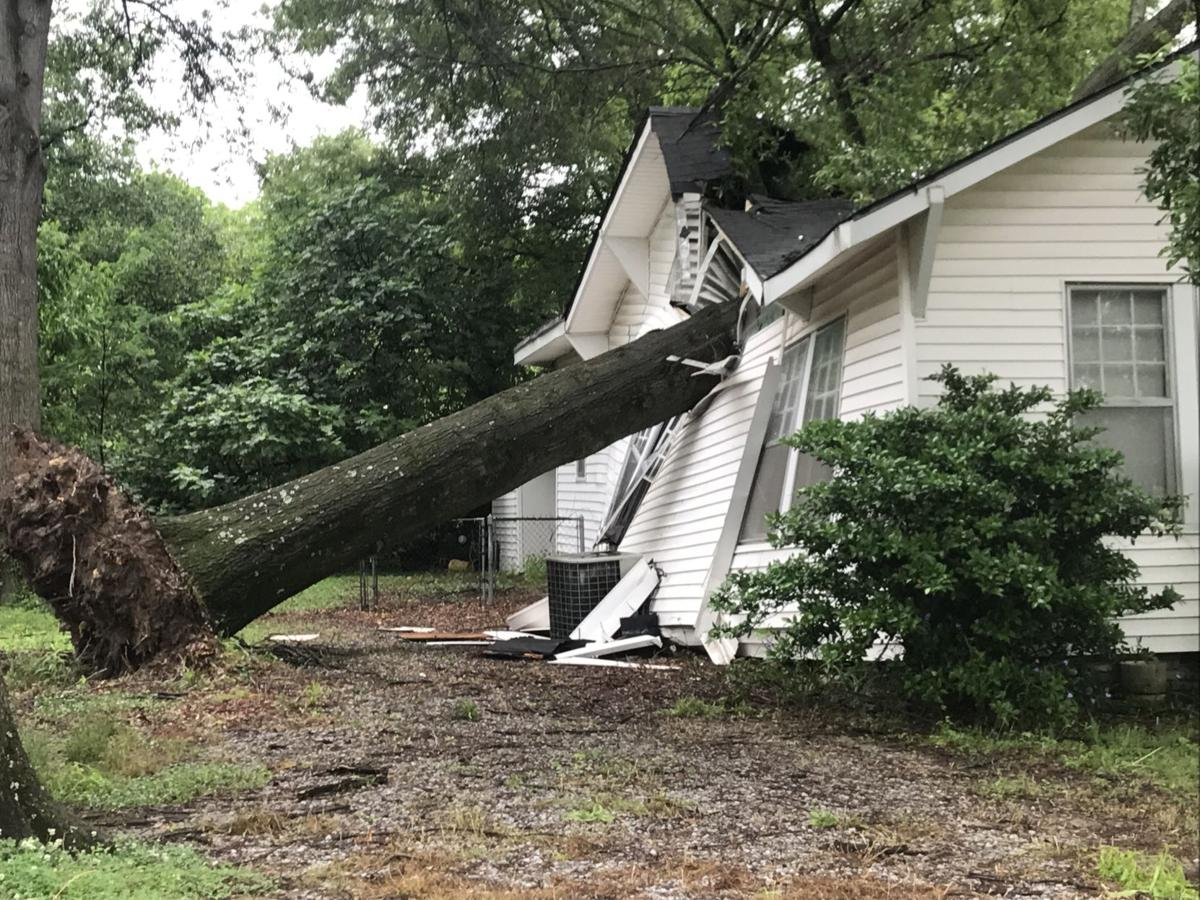 Storm System Caused Major Damage in Indianola