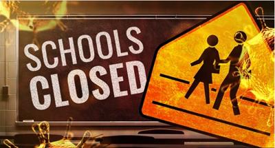 Public schools closed until April 17th