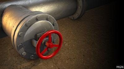 Natural gas pipe from MGN