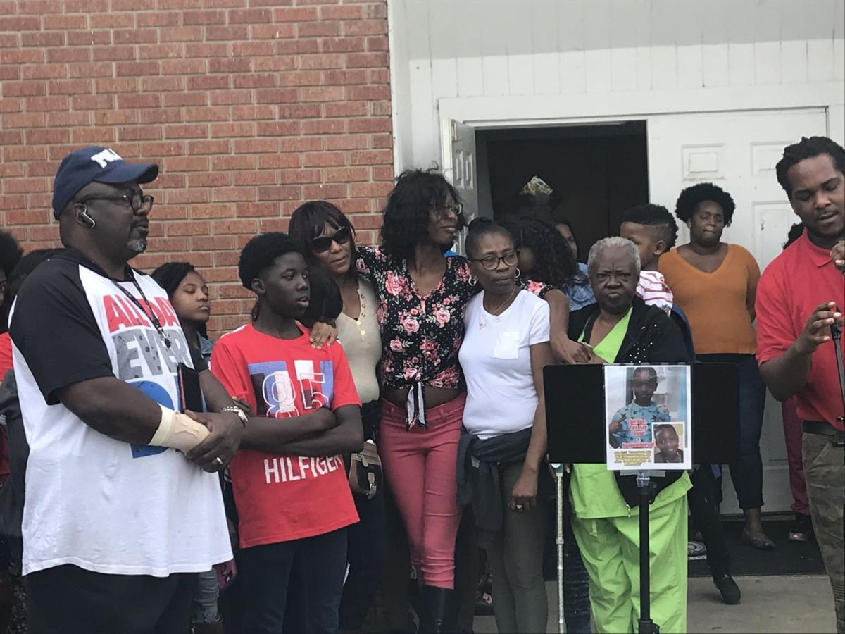 Remembering 12-Year-Old Jordan Lloyd: Community Gathers for Vigil
