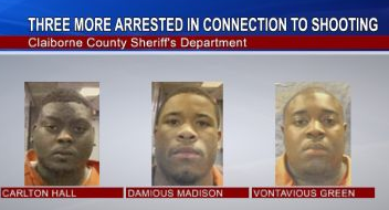 Three Arrested in Connection to Alcorn State Deaths