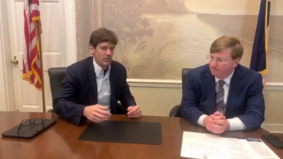 Tate Reeves Facebook Live