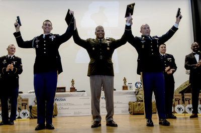 Mississippi National Guard Sergeant Wins 2020 Best Warrior Competition