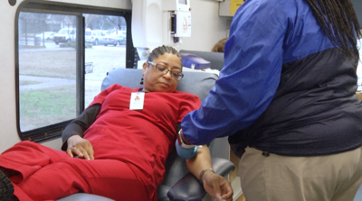 Indianola Blood Drive