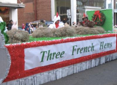 Greenwood Ms Christmas Parade 2020 Greenwood's Annual Christmas Parade Gets Underway This Friday