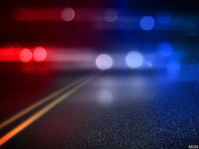 Major Collision on Highway 82