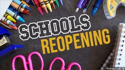 Grenada School Board Discusses Reopening