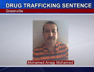 Store owner sentenced from drug trafficking