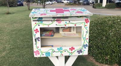 Delta Health Medical Center installs new Little Free Library