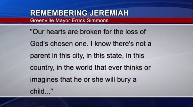 REMEMBERING JEREMIAH