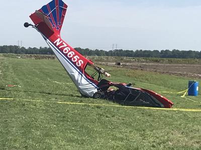 Plane Crash Leaves Pilot Dead in Schlater