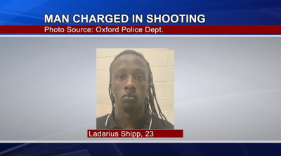 Man Charged in Shooting