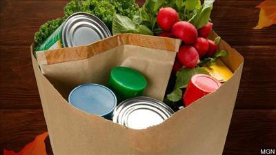 Food Box Giveaway in Greenwood