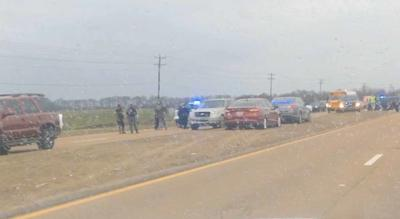 Body Found Near Greenwood on Highway 82