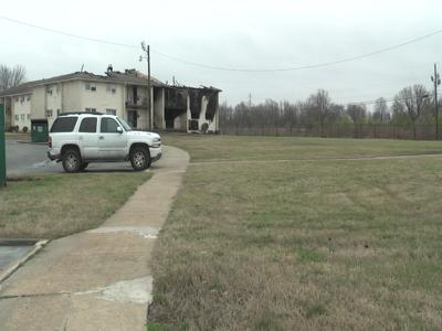 Fire at Bolivar County Apartment