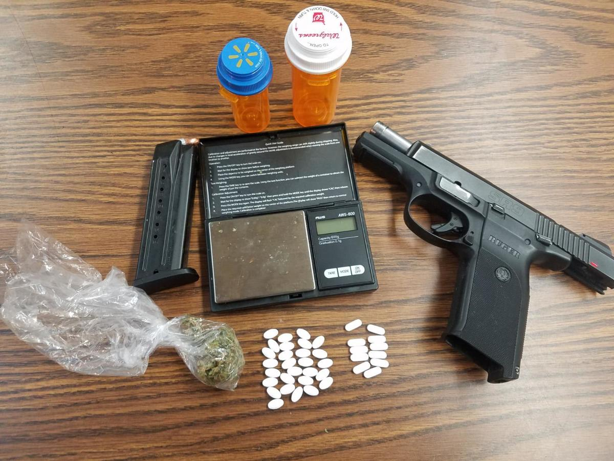 Greenwood Man Arrested During Traffic Stop