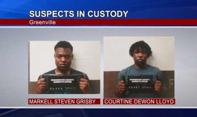 Two Arrests and Two Men Wanted for Burglary in Washington County