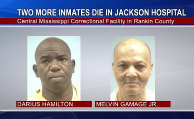 Two More Inmates Die at a Jackson Hospital