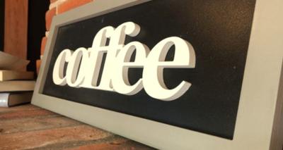 New Local Coffee Shop