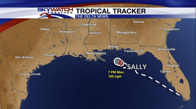 Tracking  Sally