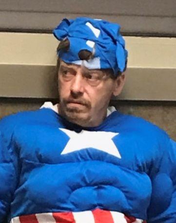 Captain America Arrested in Clarksdale